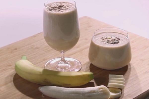 muzlu hurmalı smoothie tarifi