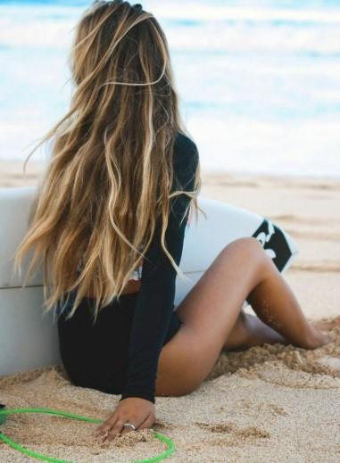 doğal saç dalgası