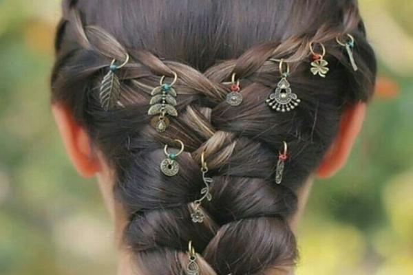 saç yüzüğü çeşitleri