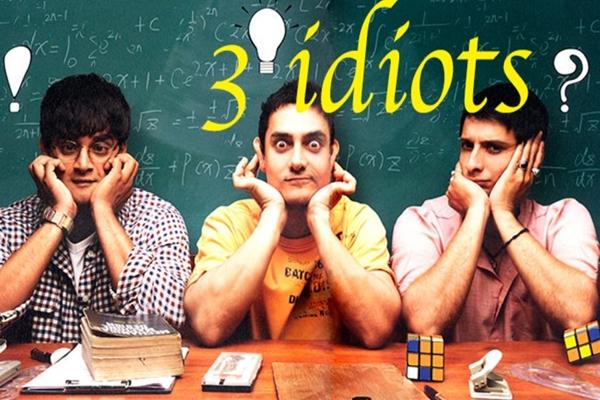 3 idiots konusu