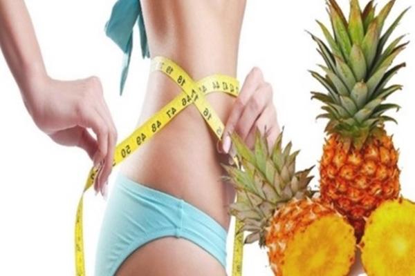 ananas zayıflatır mı