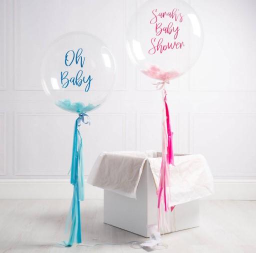 baby shower süslemeleri