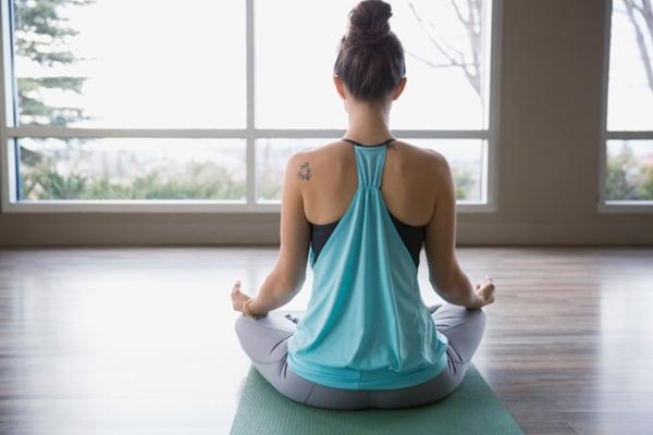 Evde Meditasyon Köşesi