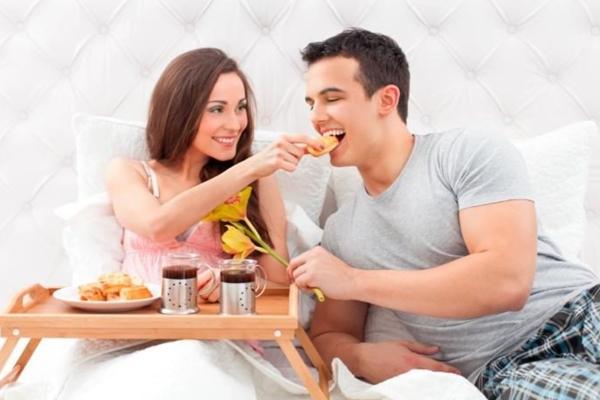 Evli Çiftler için 5 Besin Önerisi