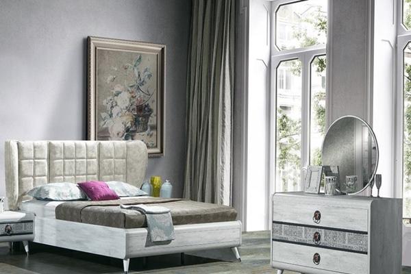 Çırağan Yatak Odası İsa Duran Mobilya