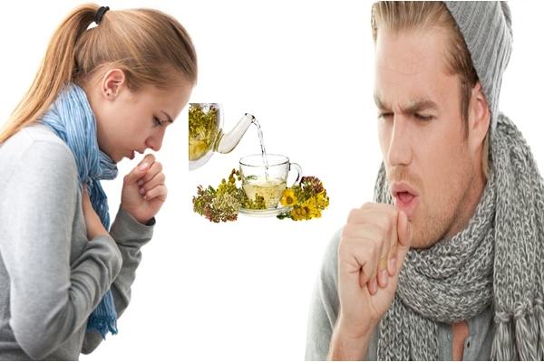 Öksürüğü Kesen 5 Şifalı Bitki Çayı