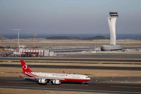 istanbul havalimanı ilk uçuş