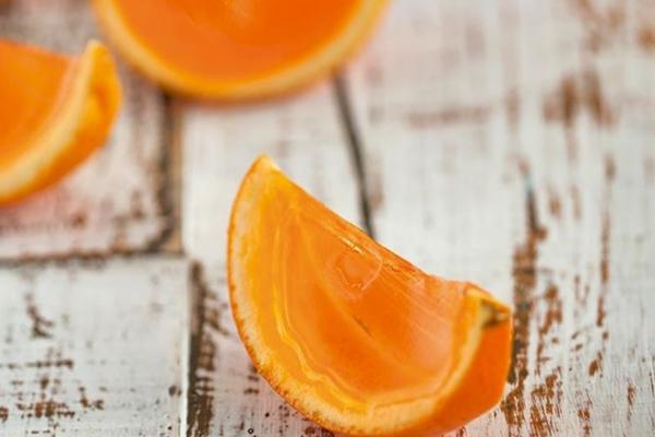 portakal jöle dilimleri tarifi