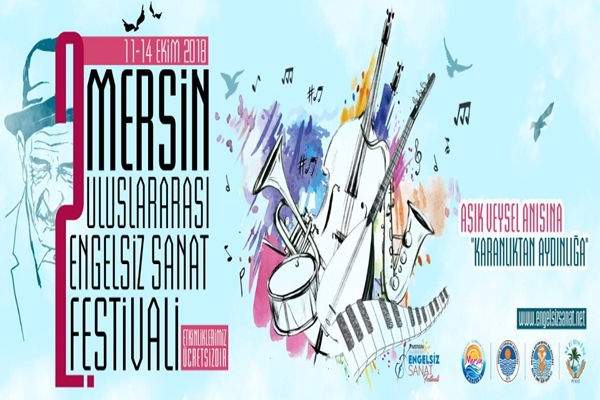 uluslararası mersin engelsiz sanat festivali