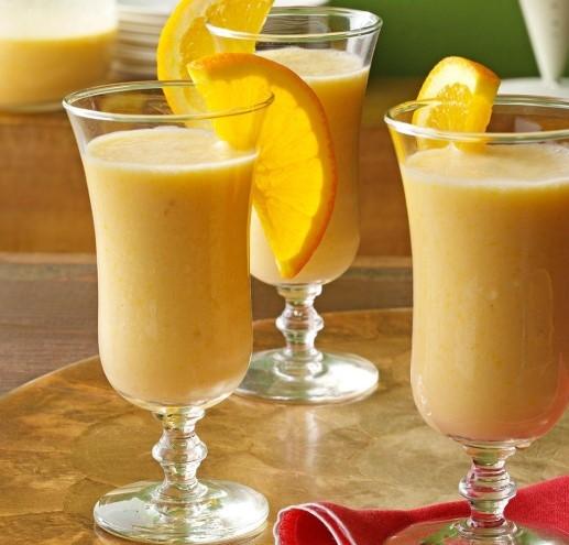 soğuk algınlığı için smoothie