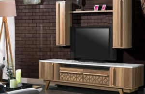 2021 Tv Ünitesi Modelleri İsa Duran Mobilya