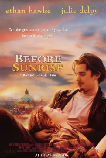 film önerileri yabancı romantik before sunrise