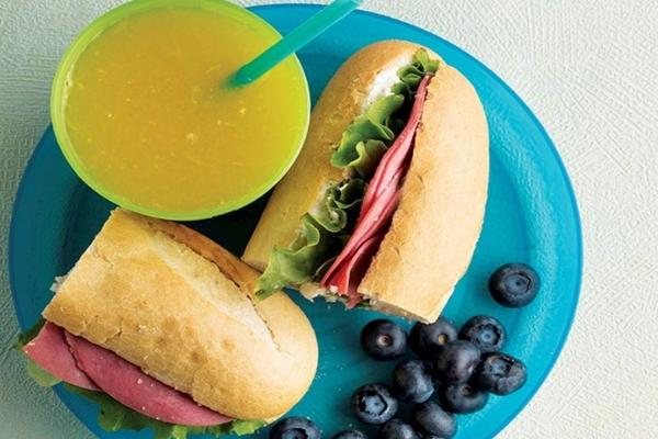 baton ekmekte sandviç nasıl yapılır