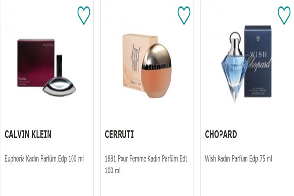 en iyi bayan parfümleri watsons