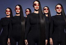 kim kardashian güneş gözlüğü koleksiyonu 2019