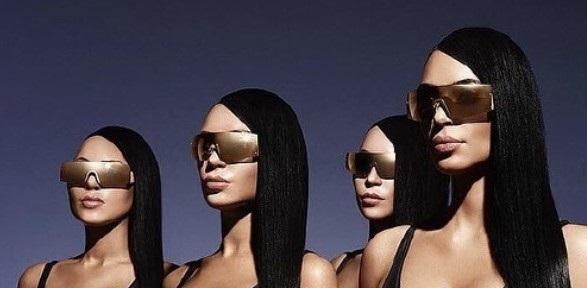 yeni sezon güneş gözlüğü modelleri kim kardashian