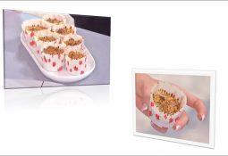 diyet tarifleri muffin