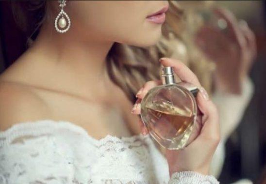 erkeklerin en sevdiği kadın parfümleri