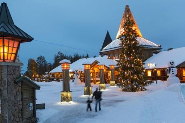 finlandiya turistlik yerleri rovaniemi