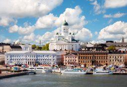 finlandiya'nın başkenti helsinki