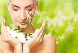 yeşil bitkilerden doğal maske tarifleri