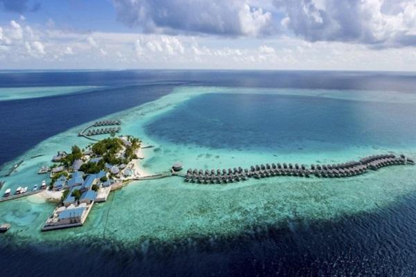 dünyanın en etkileyici seyahat yerleri maldivler