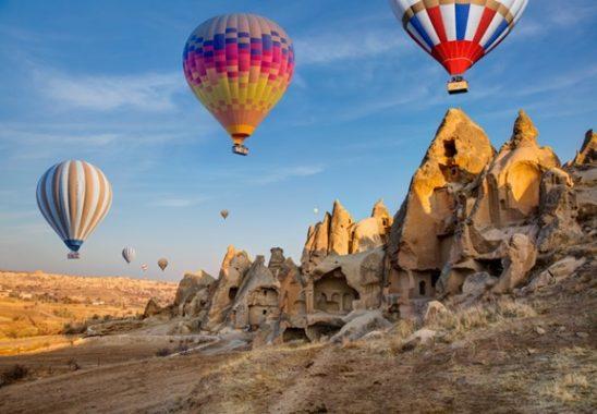 dünyanın en popüler seyahat yerleri kapadokya