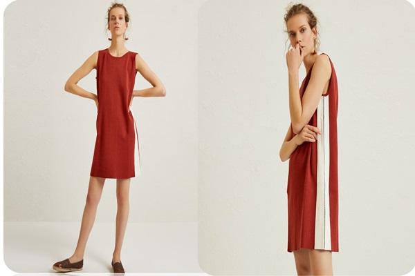 mini triko elbise yargıcı