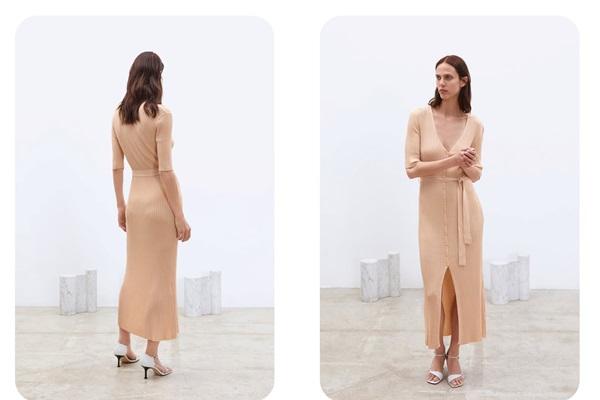 zara triko elbise modelleri ve fiyatları 2019