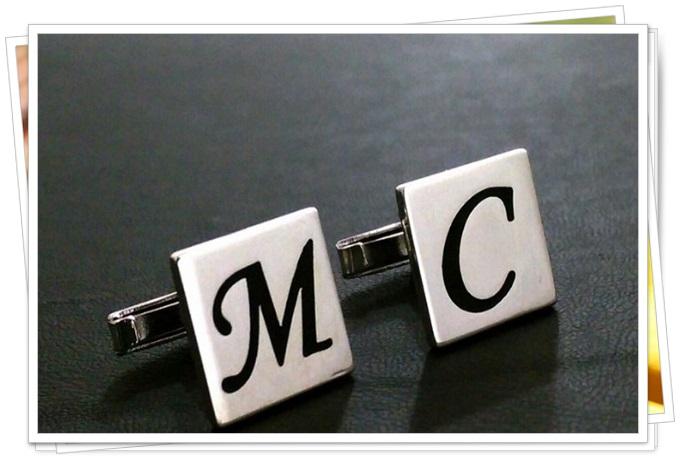 babalara özel hediye seçenekleri kişiye özel gümüş kol düğmesi