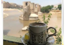 Hasankeyf'e Özgü Hilve Kahvesi  ni İçtiniz mi ?