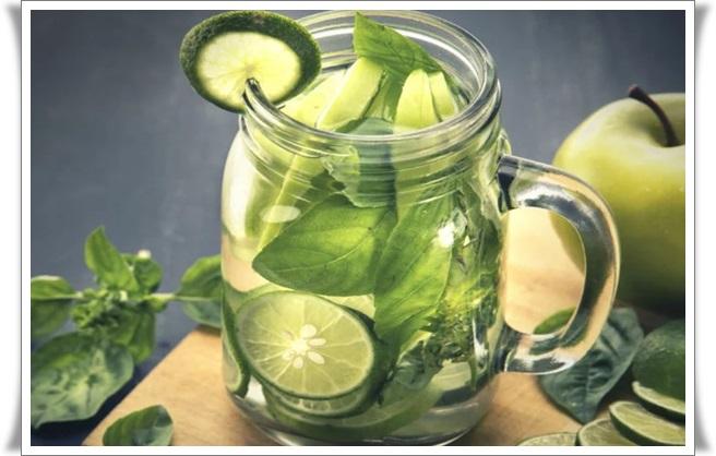 zayıflamaya yardımcı yaz içeceği ender saraç