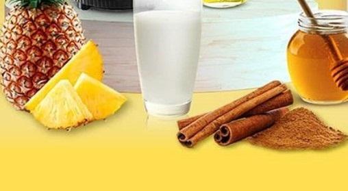 ananaslı smoothie tarifi