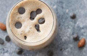 Bademli ve Kajulu Soğuk Kahve