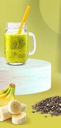 muzlu chialı smoothie tarifi