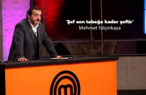 MasterChef Jüri Üyesi Mehmet Yalçınkaya