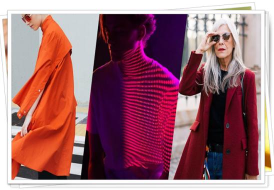 Pantone 2019 Sonbahar Modası Renk Trendleri