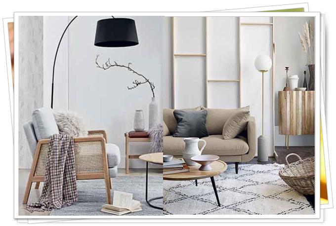 yeni trend ev dekorasyonları