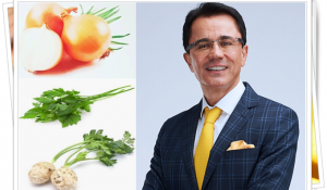 Ödem Atmaya Yardımcı Soğan Detoks Çorbası Dr. Ender Saraç