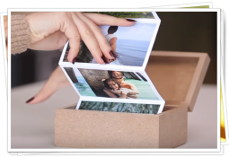fotoğraf kutusu yapımı diy