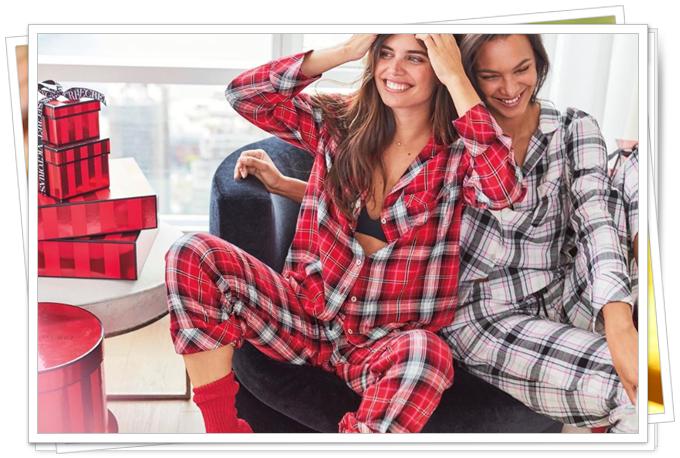 bayan pijama takımları victoria secret