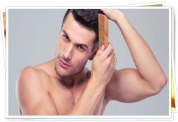 saç bakımı erkek doğal yöntemler