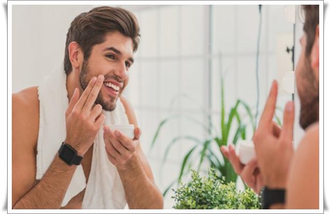 erkek yüz güzelligi için yapılması gerekenler
