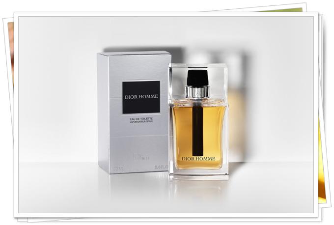 en çok tercih edilen erkek parfümleri dior homme eau de toilette