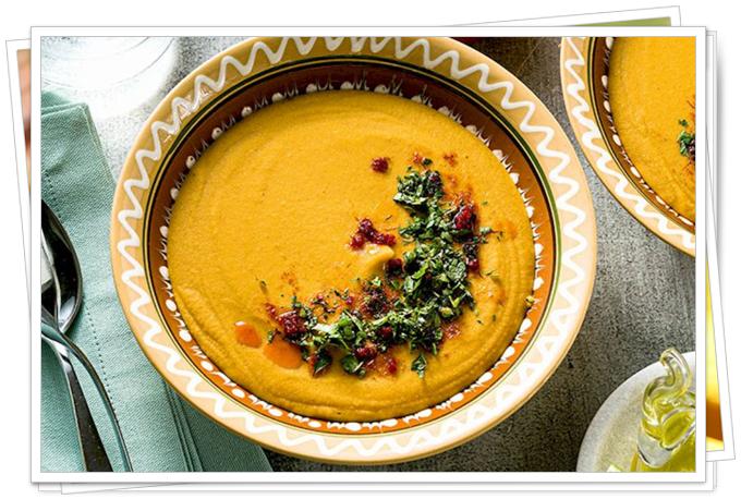glütensiz detoks çorbası tarifi