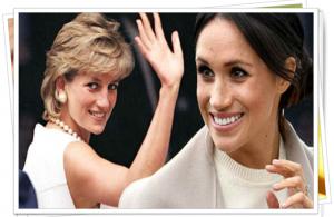 Prenses Diana ve Meghan Markle 5 Ortak Özelliği