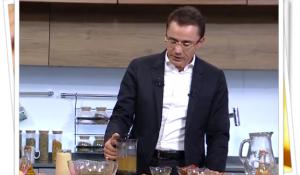 Uzman Doktor Ender Saraç'tan Yağ Yakan ve Zayıflatan Özel Çay Tarifi