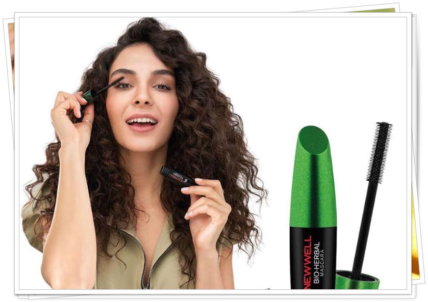 new well bio-herbal mascara