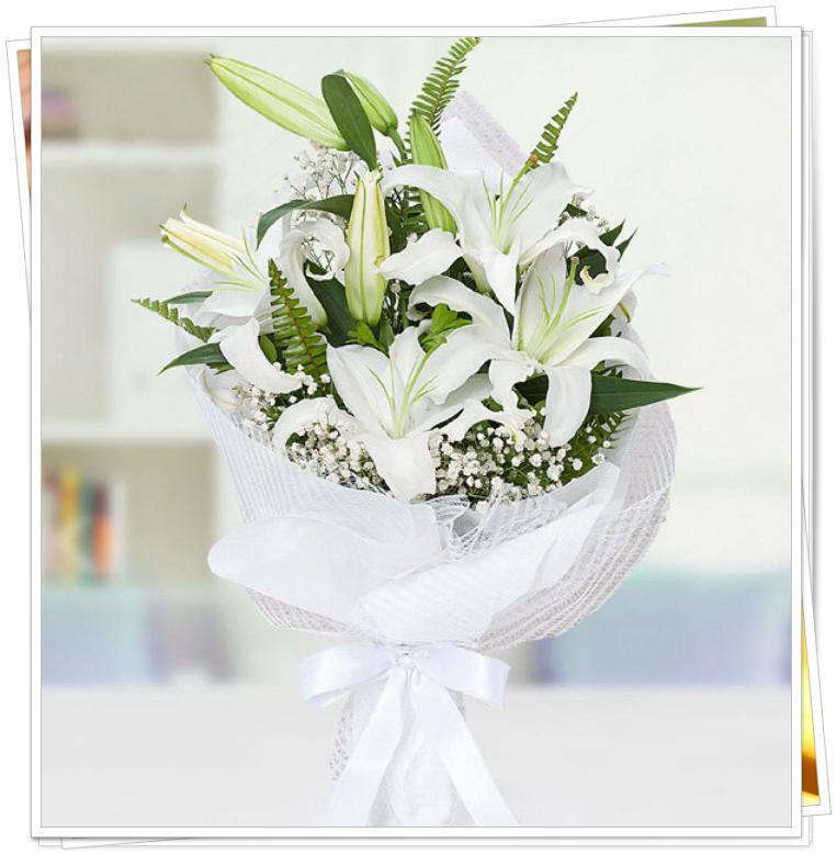 sevgililer günü için çiçek önerisi lilyum