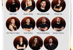 2020 Survivor Ünlüler Takımında Kimler Var ?